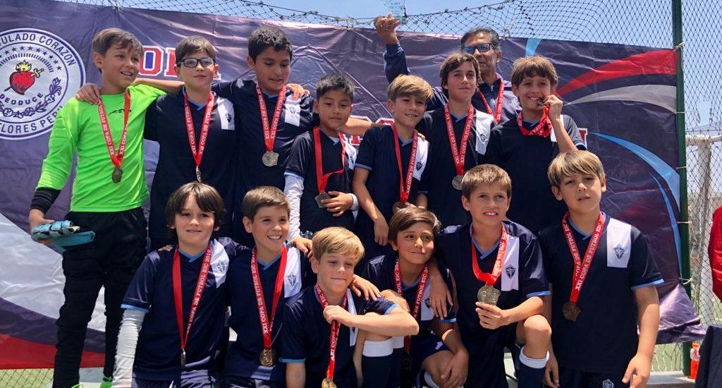 Copa Inmaculado Corazón - Colegio San Pedro